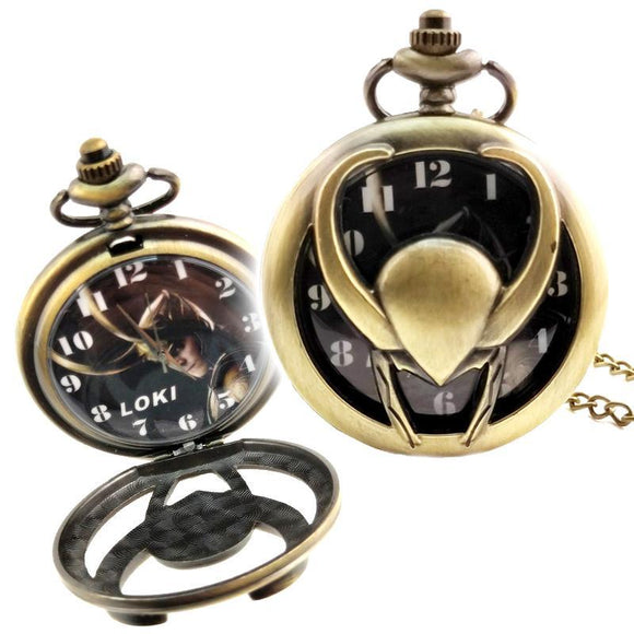 Loki - Thor Pocket Watch