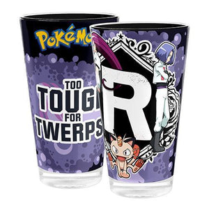 Pokemon Team Rocket Large Pint Size Cup
