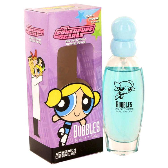 Powerpuff Girls Bubbles Perfume