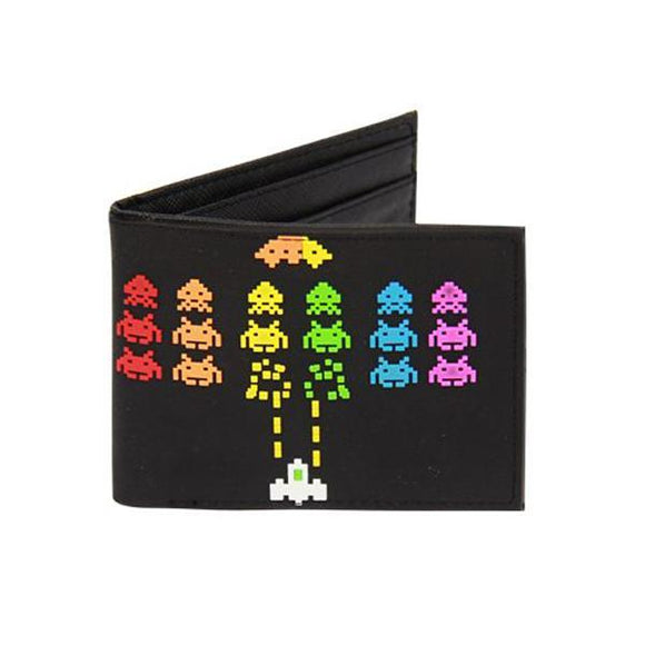 Space Invaders Bifold Wallet