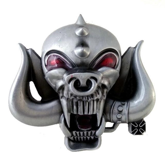 Motorhead War Pig Belt Buckle