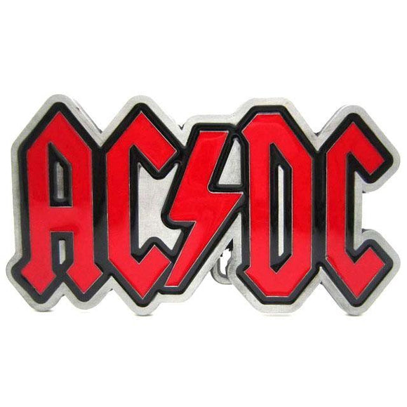 ACDC Belt Buckle - Undead Inc Belt Buckle,