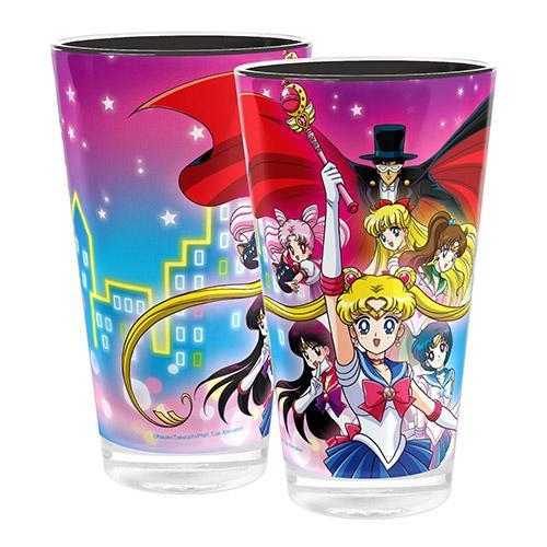 Sailor Moon Large Pint Size Cup