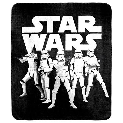 Star Wars Storm Trooper Fleece Blanket