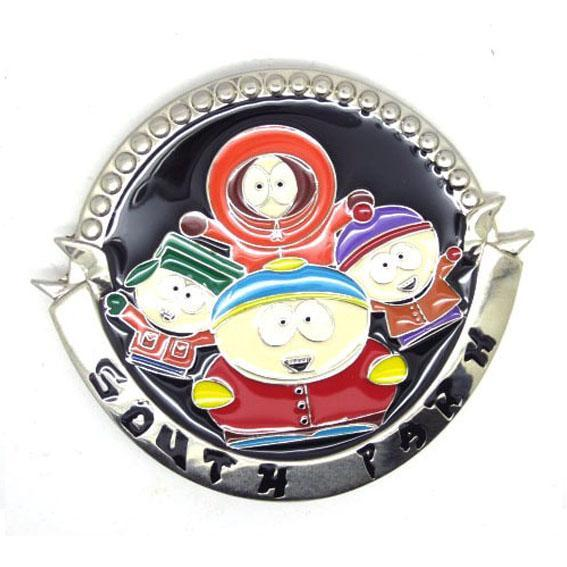 Southpark Belt Buckle