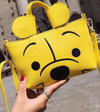 Winnie The Pooh Hand Bag With Removable Cross Body Strap