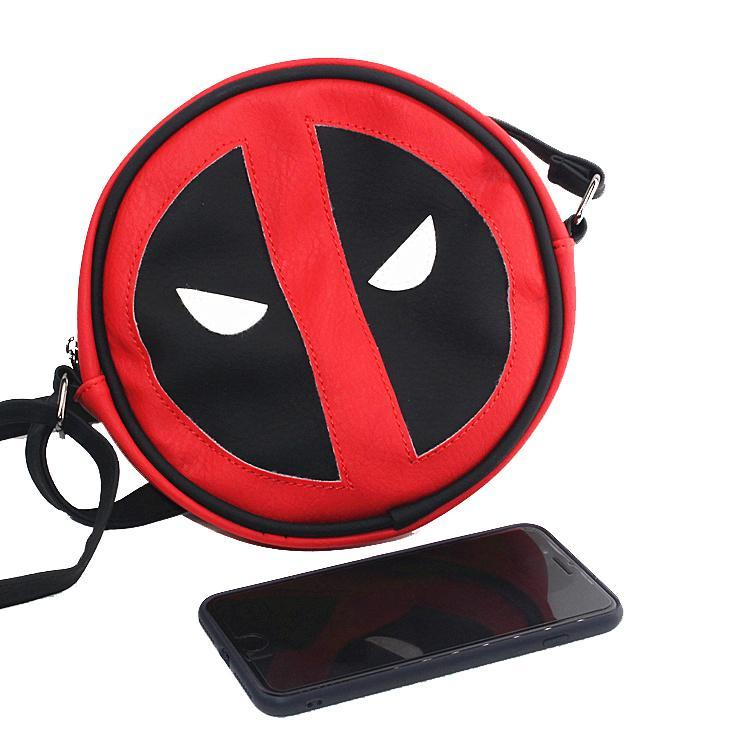 Deadpool Logo Unisex Cross Body Bag - Undead Inc Shoulder Handbags,