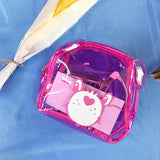 Care Bears Pink Toiletries Makeup Cosmetics Bag - Undead Inc Cosmetics Bag,
