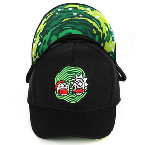 Rick & Morty Vortex Cap Hat
