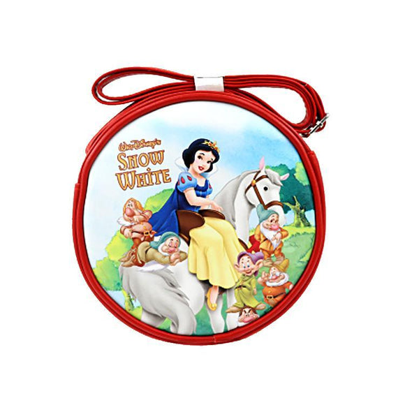 Disney Snow White Round Cross Body / Shoulder Bag - Undead Inc Shoulder Handbags,