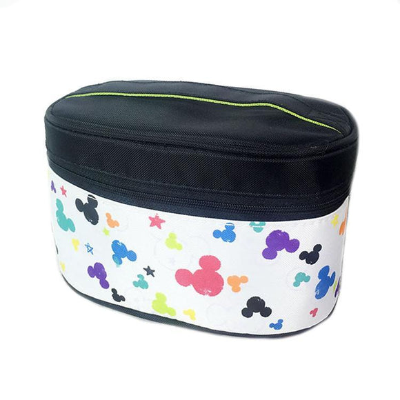 Disney Mickey Mouse Makeup Cosmetics Bag - Undead Inc Cosmetics Bag,