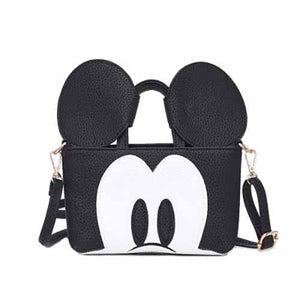 Mickey Mouse Hand Bag With Removable Cross Body Strap