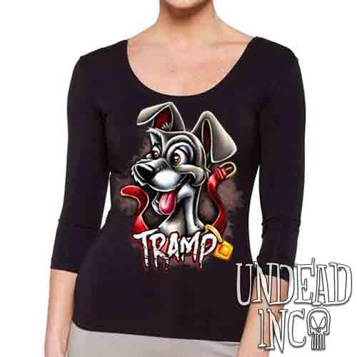 TRAMP - Ladies 3/4 Long Sleeve Tee