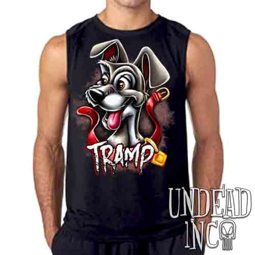 TRAMP - Mens Sleeveless Shirt