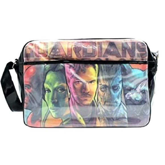 Guardians Of the Galaxy Vinyl Messenger Bag - Undead Inc Messenger Bags,