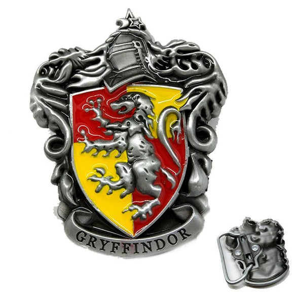 Harry Potter Gryffindor Belt Buckle