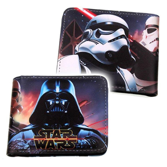 Star Wars Pu Leather Wallet