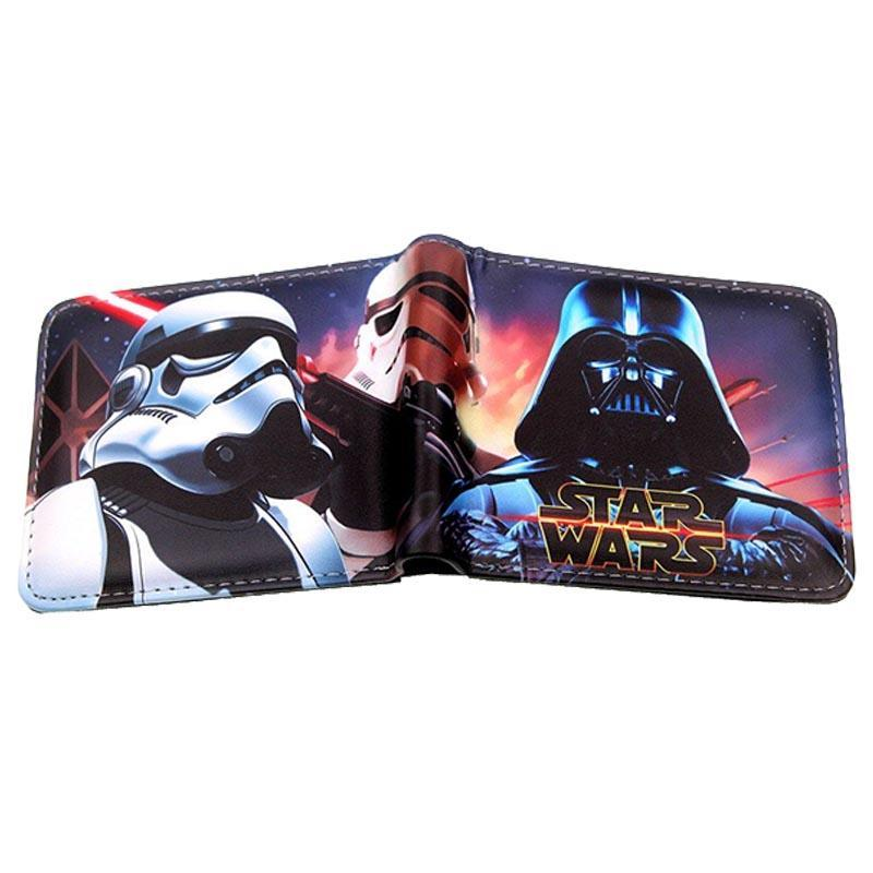 Star Wars Pu Leather Wallet Wallet Star Wars