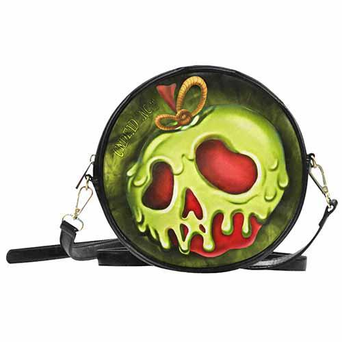 Undead Inc Poison Apple Snow White Cross Body Bag