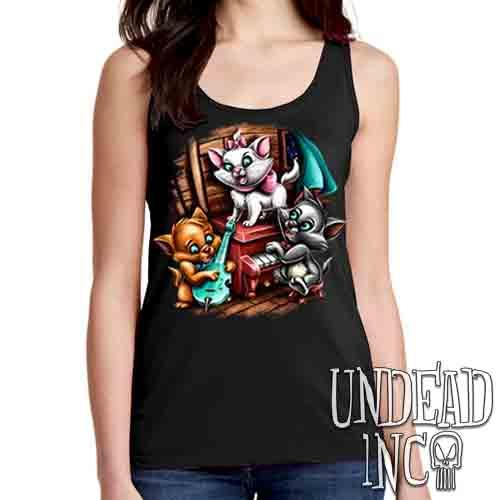 Aristocats Jazz - Ladies Singlet Tank