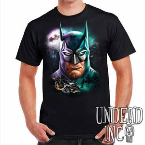 Batman - Mens T Shirt - Undead Inc Mens T-shirts,