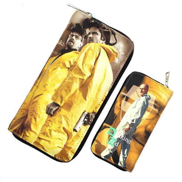 Breaking Bad Long Line Wallet - Undead Inc Wallet,