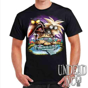Angry Beavers - Mens T Shirt