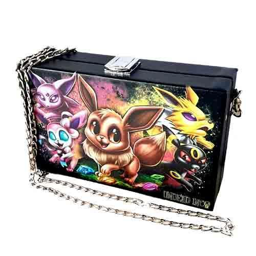 Eevee Evolution Undead Inc Shoulder Bag / Clutch