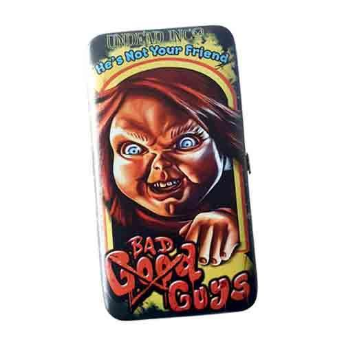 Chucky Bad Guys Undead Inc Hinge Long Line Wallet