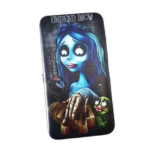 Corpse Bride Undead Inc Hinge Long Line Wallet