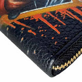 Chucky Let's Play Undead Inc Premium Pu Leather Long Line Wallet