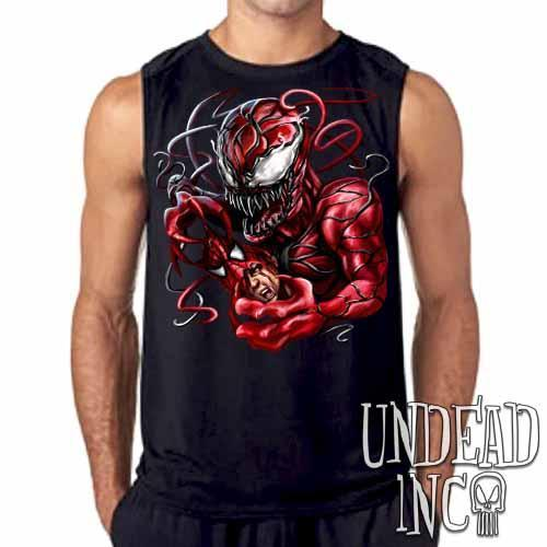 Carnage Spider-man Mens Sleeveless Shirt