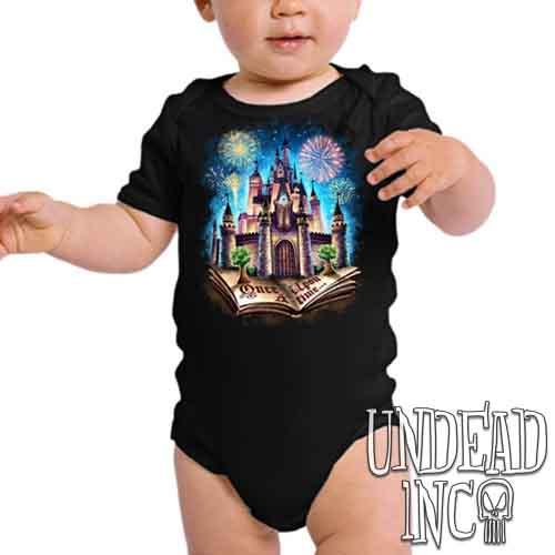 Storybook Castle Of Dreams - Infant Onesie Romper