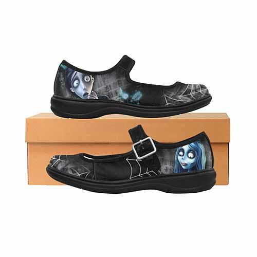 Corpse Bride Women's Mary Jane Shoes