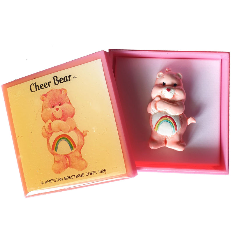Care Bears 1985 - Cheer Bear PIN Brooch