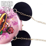 Beauty & The Beast Chip Limited Edition Undead Inc Shoulder / Cross Body Bag
