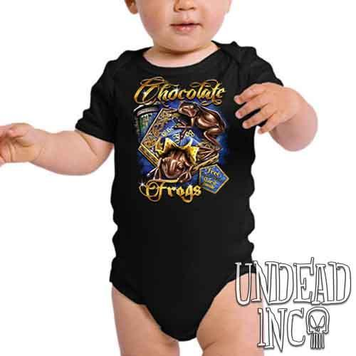 Harry Potter Chocolate Frogs - Infant Onesie Romper