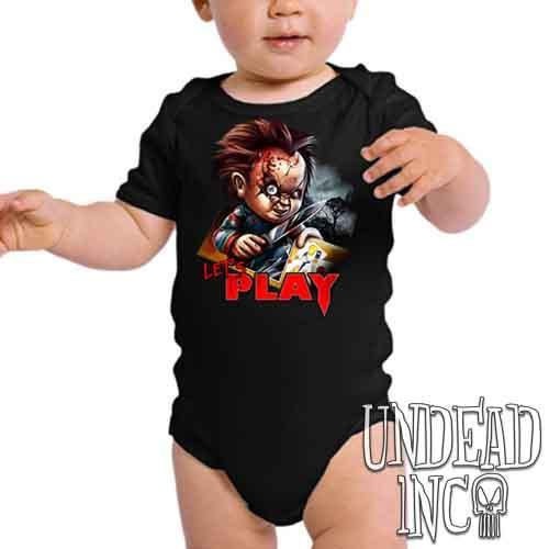 Chucky Let's Play - Infant Onesie Romper