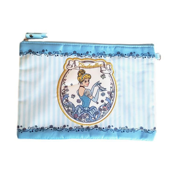 Cinderella Makeup Cosmetics Bag - Undead Inc Cosmetics Bag,