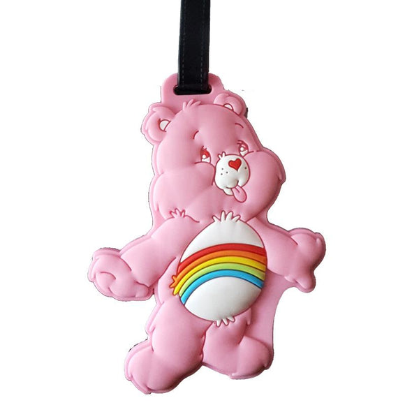 Care Bears Cheer Bear Bag Tag