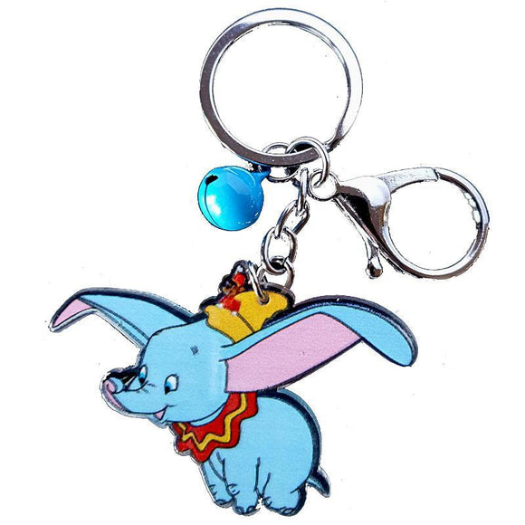 Dumbo Flying Key Ring Chain