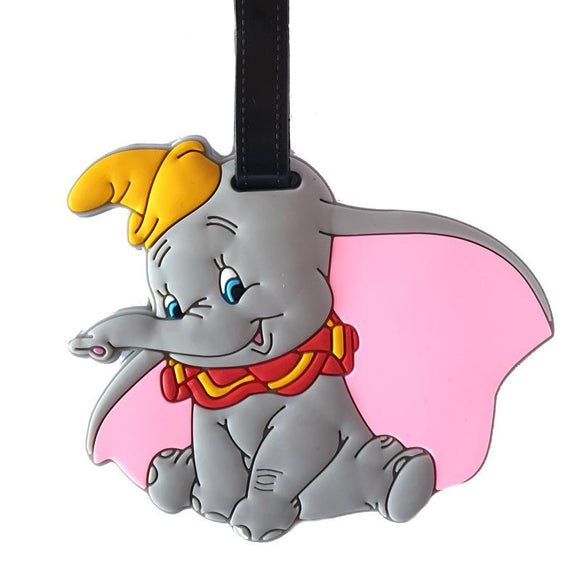 Dumbo Bag Tag