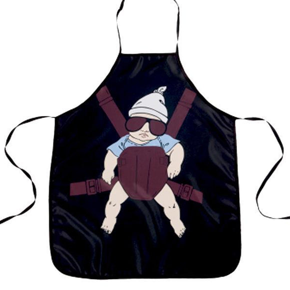 The Hangover Baby Apron