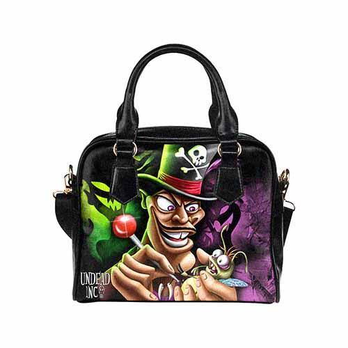 Villains Dr Facilier Voodoo Ray Shoulder / Hand Bag