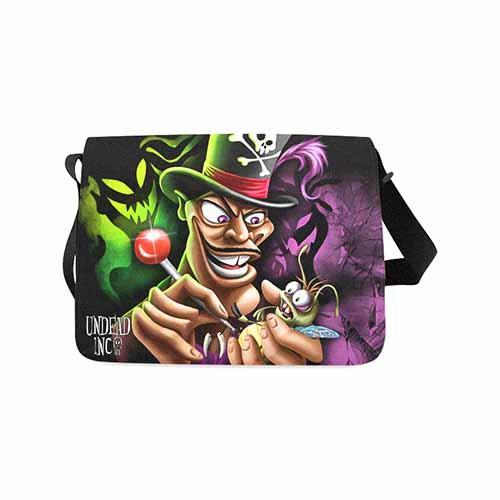 Villains Dr Facilier Voodoo Ray Messenger Bag