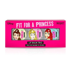 Disney Fit For A Princess Lip Gloss Trio