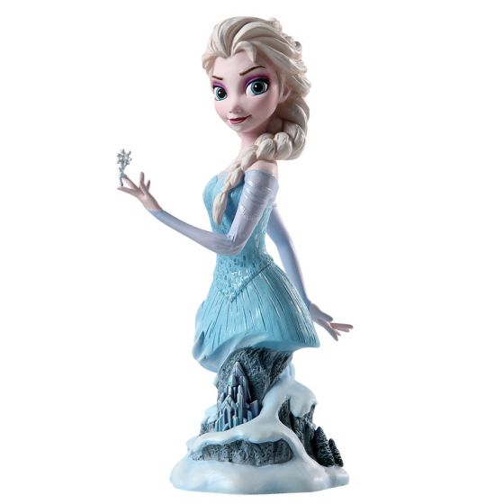Elsa Frozen Limited Edition Bust Statue - Undead Inc Disney Statues,