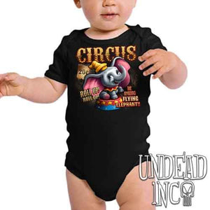Dumbo Circus - Infant Onesie Romper