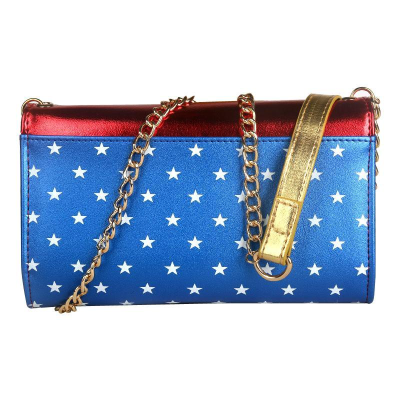 Wonder Woman Shoulder Bag / Clutch Shoulder Handbags DC