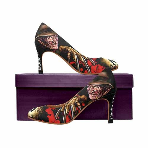 Freddy Krueger MEDIUM High Heels